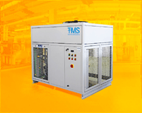 Customized industrial air conditioning systems