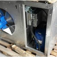 Custom made condensing units for Subsea 7_1